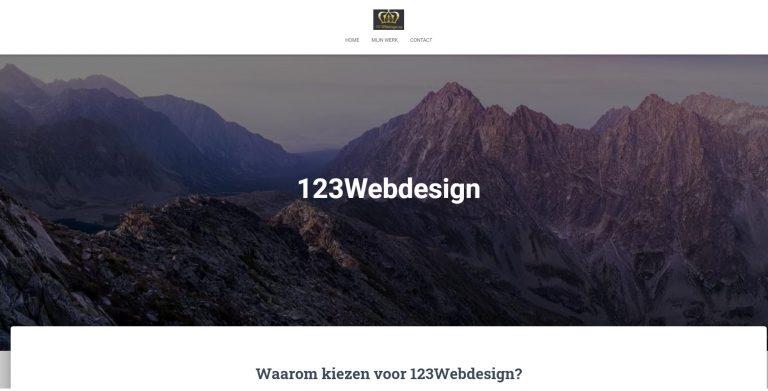 123Webdesign