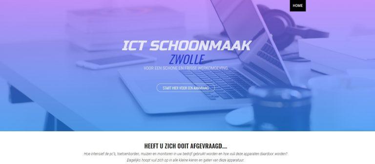 ICT Schoonmaak